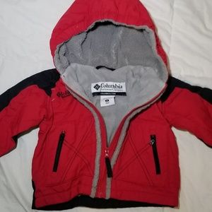 Columbia Toddler Snow jacket and pants 18 month